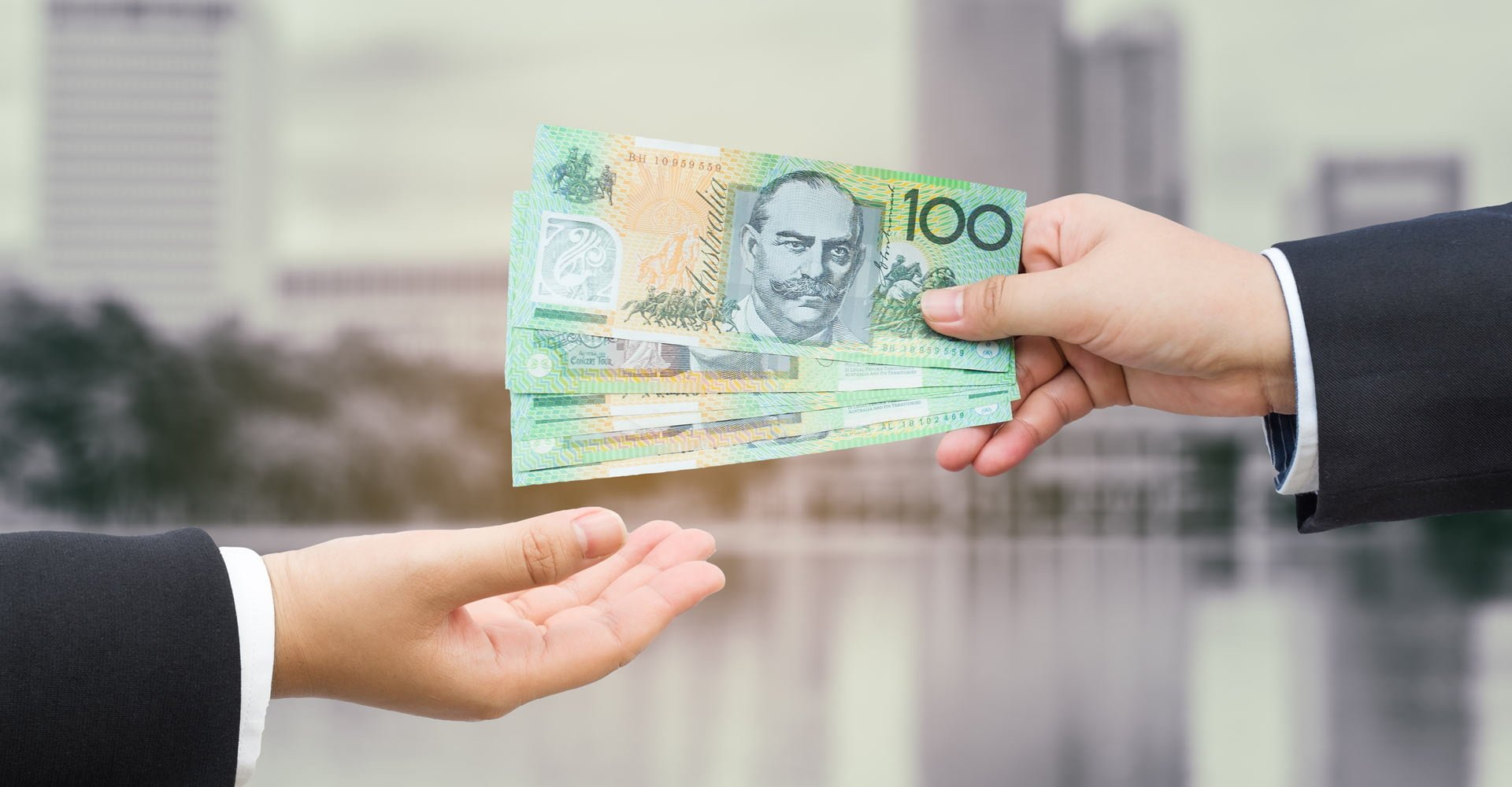 cheque cashing service adelaide